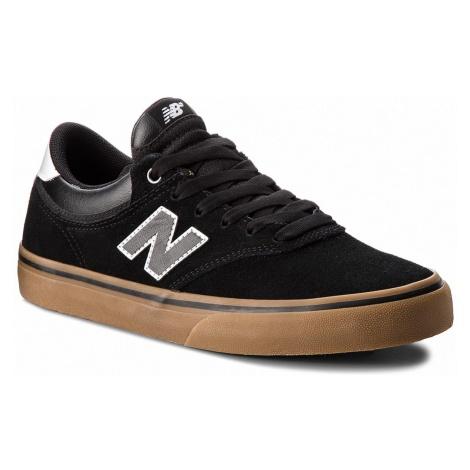 Tenisówki NEW BALANCE - NM255BKG Czarny