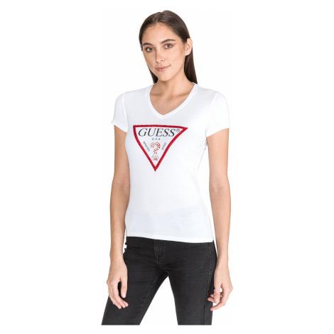 Guess Original Koszulka Biały