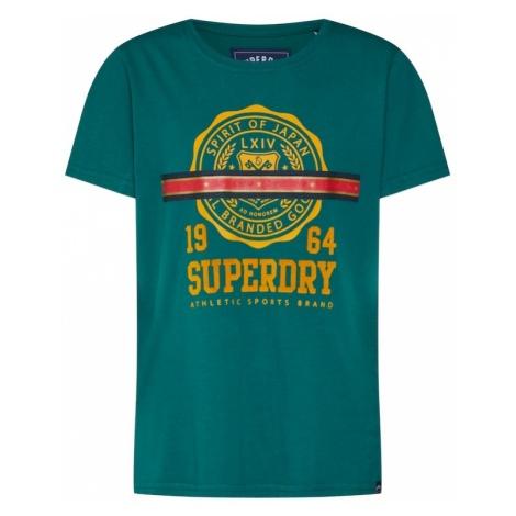 Superdry Koszulka benzyna