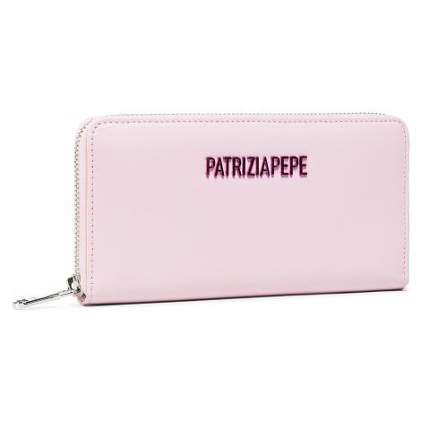 Duży Portfel Damski PATRIZIA PEPE - 2V4879/A8C2-R673 Peony Pink
