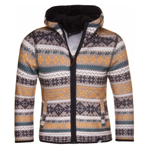 Children's sweatshirt ALPINE PRO OKO