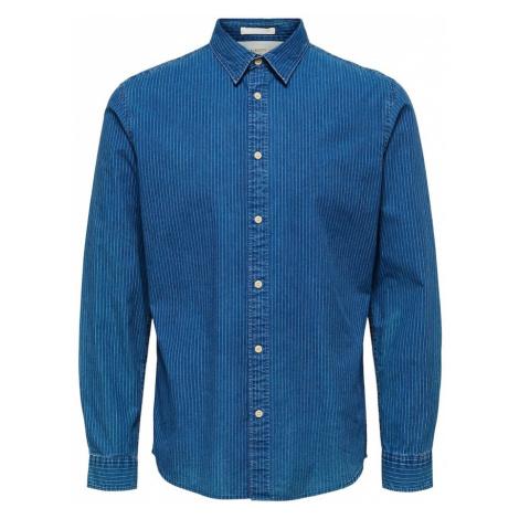 SELECTED HOMME Koszula jasnoniebieski / błękitny