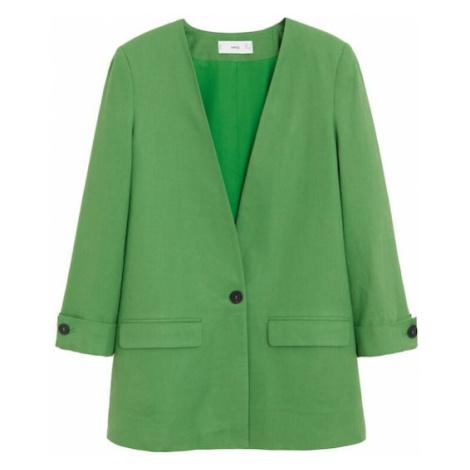 MANGO Marynkarka 'Emma' zielony