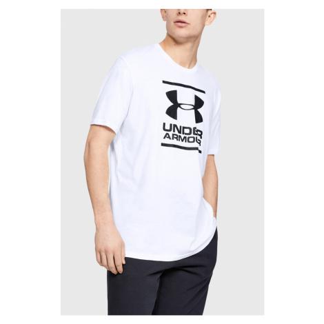 Biały T-shirt Under Armour Foundation