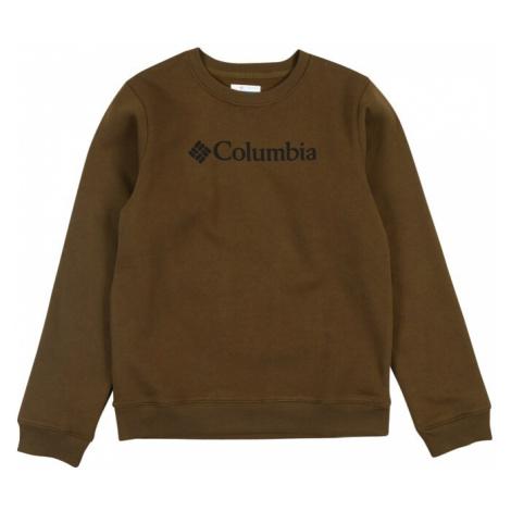 COLUMBIA Bluza sportowa oliwkowy