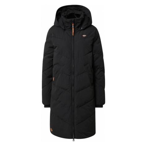 Ragwear Płaszcz zimowy 'Rebelka' czarny