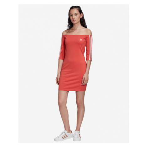 adidas Originals Sukienka Czerwony