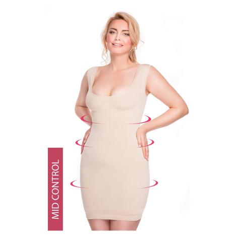 Sukienka wyszczuplająca Hanna 6720-MicroClima Hanna Style