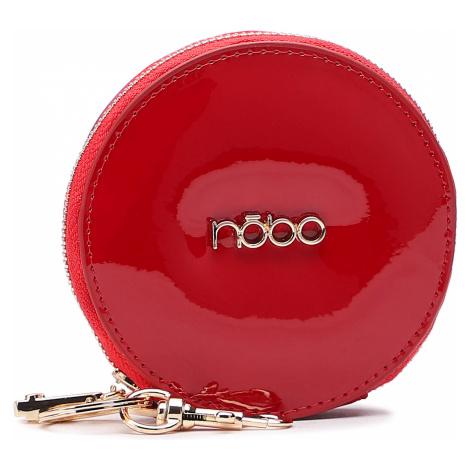 Etui na klucze NOBO - NPUR-LI0212-C005 Czerwony