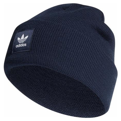 czapka adidas Originals Adicolor Cuff - Collegialite Navy