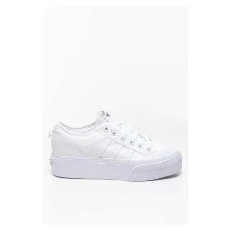 Buty adidas Nizza Platform W Fv5322 White