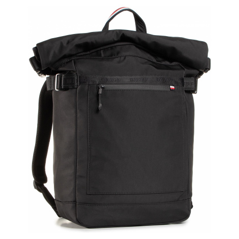 Plecak TOMMY HILFIGER - Urban Tommy Roll Backpack AM0AM06260 BDS