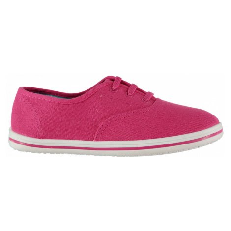 Slazenger Childrens Canvas Pumps