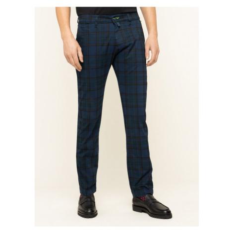 Pierre Cardin Spodnie materiałowe 30035 Granatowy Modern Fit
