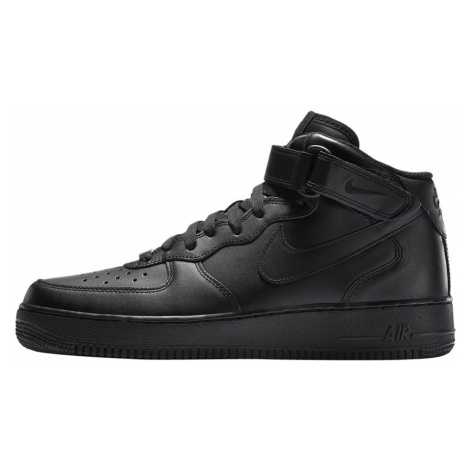 "Buty Nike Air Force 1 Mid 07 ""All Black"" (315123-001)"