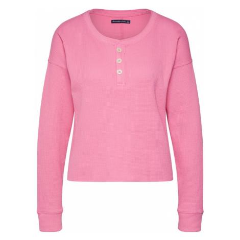 Abercrombie & Fitch Koszulka różowy