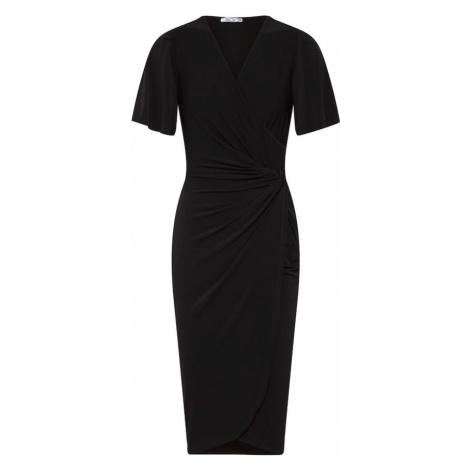 WAL G. Letnia sukienka 'WG 7184' czarny