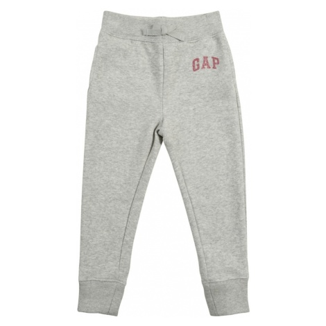 GAP Spodnie jasnoszary