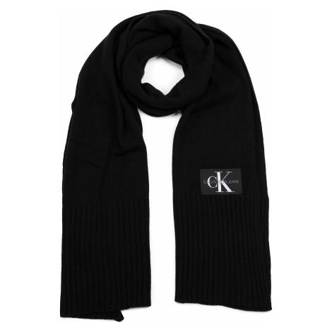 Szal CALVIN KLEIN JEANS - J Basic Men Knitted Scarf K50K504945 BAE