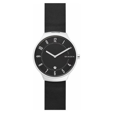Zegarek SKAGEN - Grenen SKW6459 Black/Silver