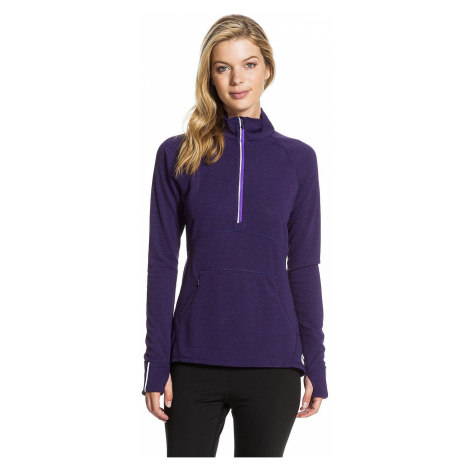 bluza Roxy Dawn Runner - PSWH/Dark Plum Heather