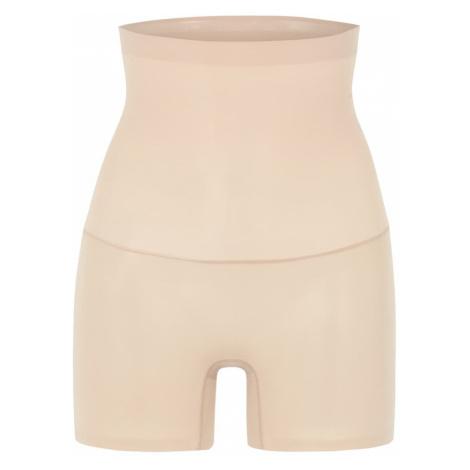 SPANX Spodnie modelujące 'Shape my day' cielisty