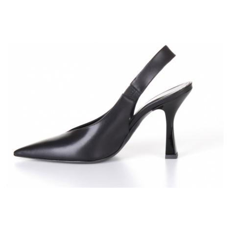 With heel Just Cavalli
