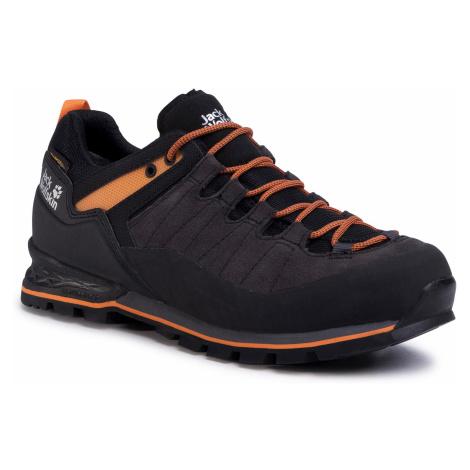 Trekkingi JACK WOLFSKIN - Scrambler Xt Texapore Low M 4035311 Phantom/Orange