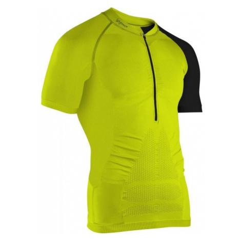 Instinct ICE SENSATION zielony L/XL - Koszulka do biegania męska