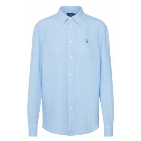 POLO RALPH LAUREN Bluzka niebieski