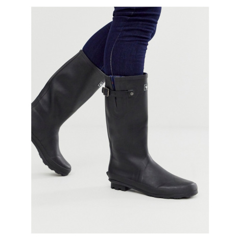 Goodwin Smith wellies in black