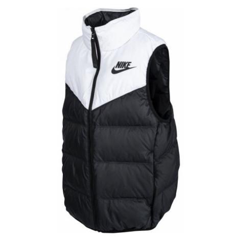 Nike NSW WR DWN FILL VEST REV biały M - Kamizelka dwustronna damska