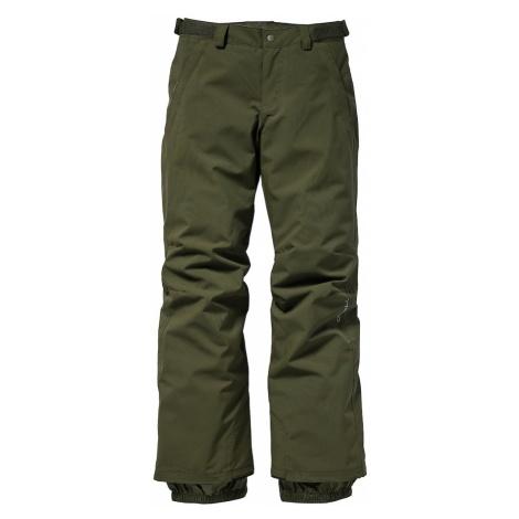 O'NEILL Spodnie outdoor 'PB ANVIL PANTS' ciemnozielony