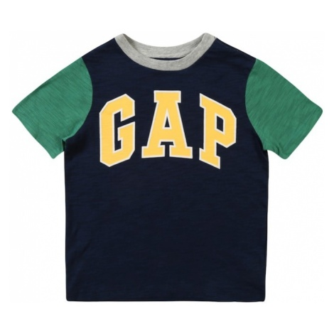 GAP Koszulka 'V-SPR GAP GR GO' niebieski