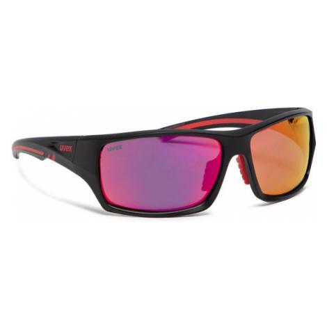 Uvex Okulary przeciwsłoneczne Sportstyle 222 Pola S5309802330 Czarny