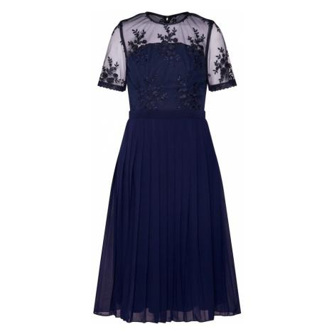Chi Chi London Sukienka 'ALYSON' granatowy