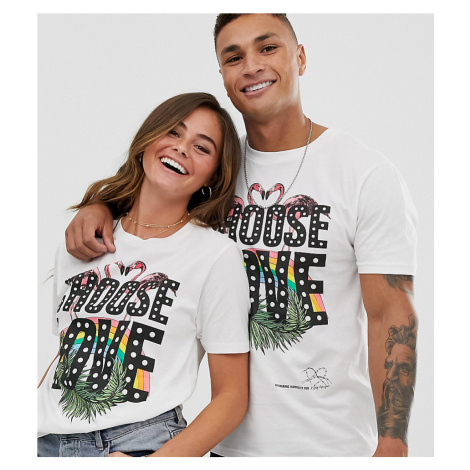 Help Refugees Choose Love x Pikes Ibiza t-shirt