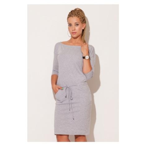 Sukienka damska M203 grey Figl