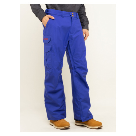 Burton Spodnie snowboardowe Cargo 13166105400 Granatowy Regular Fit