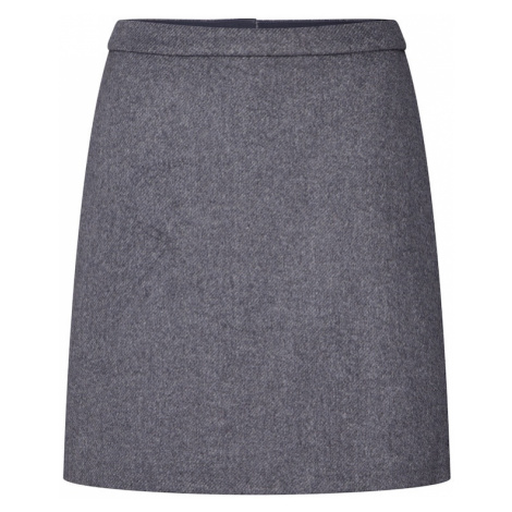 Esprit Collection Spódnica 'Skirt' ciemnoszary