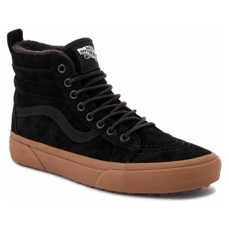 Sneakersy VANS - Sk8-Hi Mte VA33TXGT7 (Mte) Black/Gum