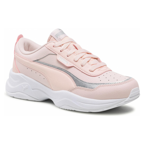 Sneakersy PUMA - Cilia Mode Lux 375732 03 Cloud Pink/Silver