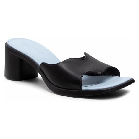 Klapki CAMPER - Meda Sandal K201167-002 Black