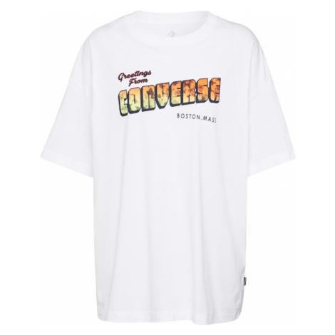 CONVERSE Koszulka biały