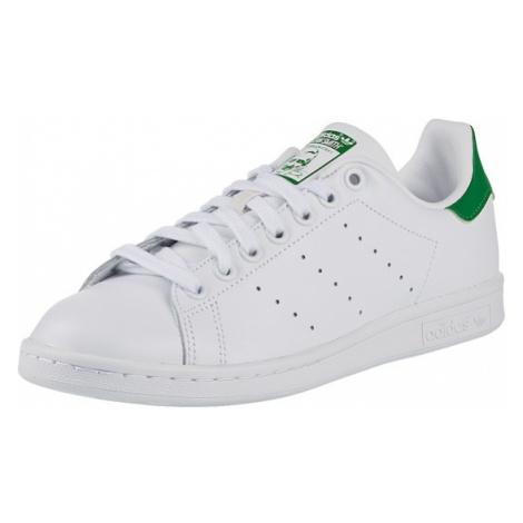 ADIDAS ORIGINALS Trampki niskie 'Stan Smith' biały / zielony