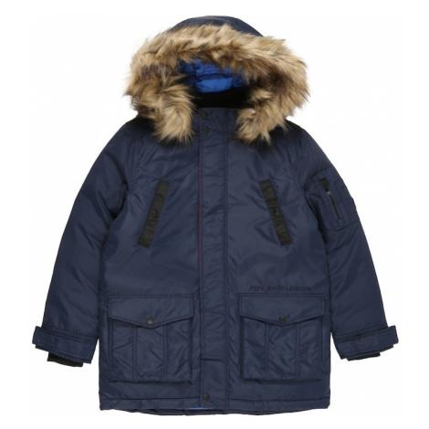 Pepe Jeans Kurtka zimowa 'FLOYDD' ciemny niebieski