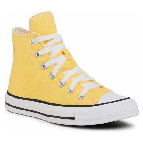 Trampki CONVERSE - Ctas Hi 168576C Butter Yellow
