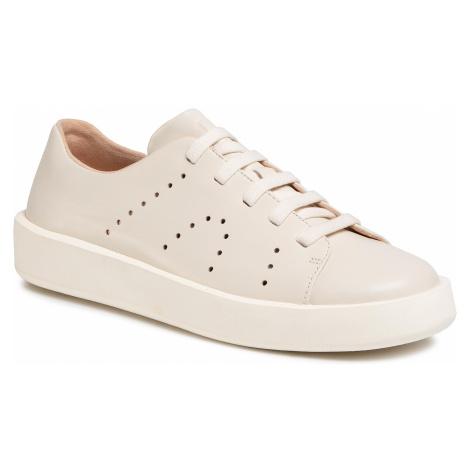 Sneakersy CAMPER - Courb K100432-001 Beige