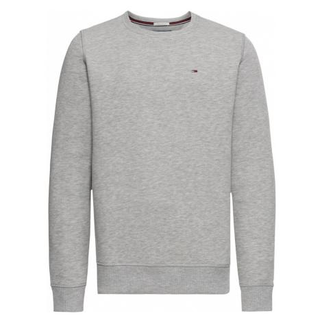 Tommy Jeans Sweter 'TJM ORIGINAL SWEATSHIRT' jasnoszary Tommy Hilfiger
