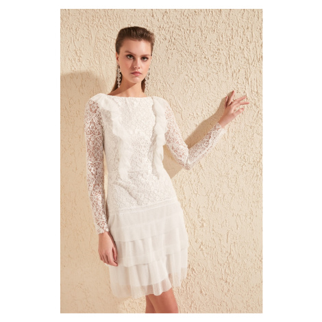 Trendyol Ruffle Detailed Dress